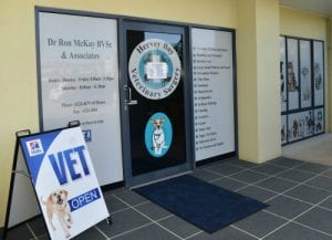 Hervey-Bay-Vet-Surgery-View-of-front-entryway-c.1